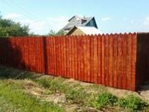 строить забор, ограждение город Уфа