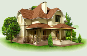 Строительство частных домов, , коттеджей в Уфе. Строительные и отделочные работы в Уфе и пригороде