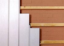 Отделка стен панелями в Уфе