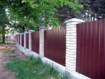 Строительство заборов, ограждений в Уфе